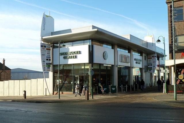 Starbucks, Borehamwood