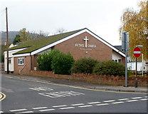 SO8005 : Bethel Church Stonehouse by Jaggery