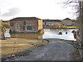 SE7871 : Derwent in flood by Pauline E