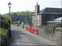 NN9357 : Port na Craig Road by Richard Webb