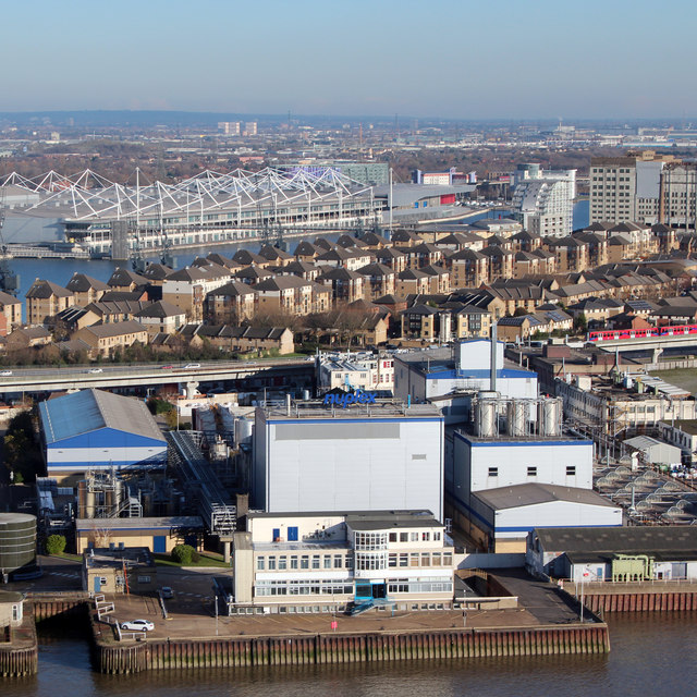 Nuplex, Clyde Wharf Works