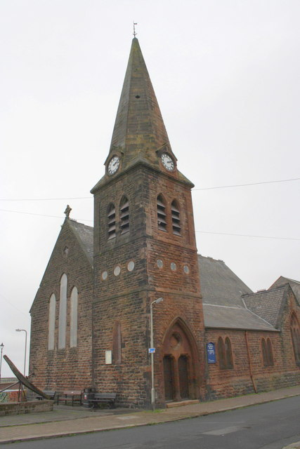 Christ Church, Maryport