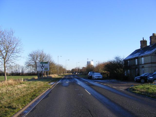 Brockley Road