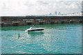 TQ3302 : Speed limit 5 knots by Robin Webster