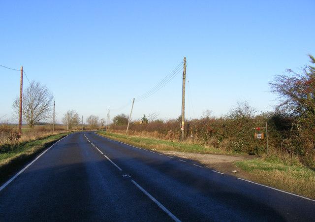 B1040 St.Ives Road