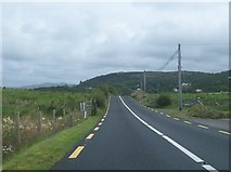 G7798 : The N56 east of Kilkenny, Co Donegal by Eric Jones