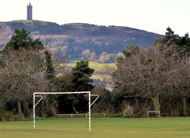 Goalposts, Newtownards (1)