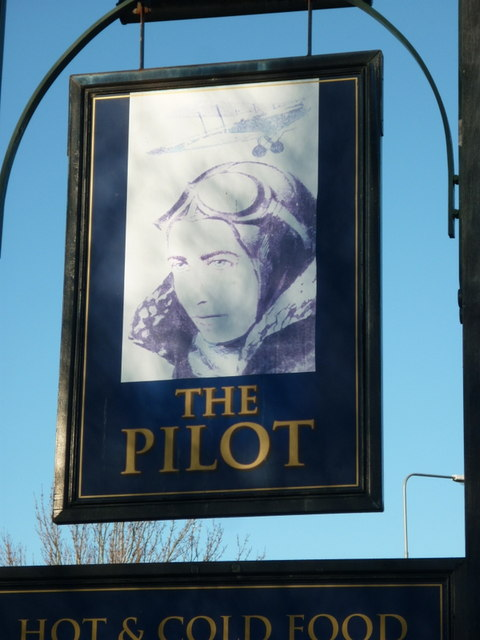 The Pilot public house on Beverley Road, Hull