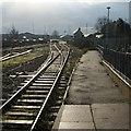 TF3244 : Railway Station, Boston by Dave Hitchborne