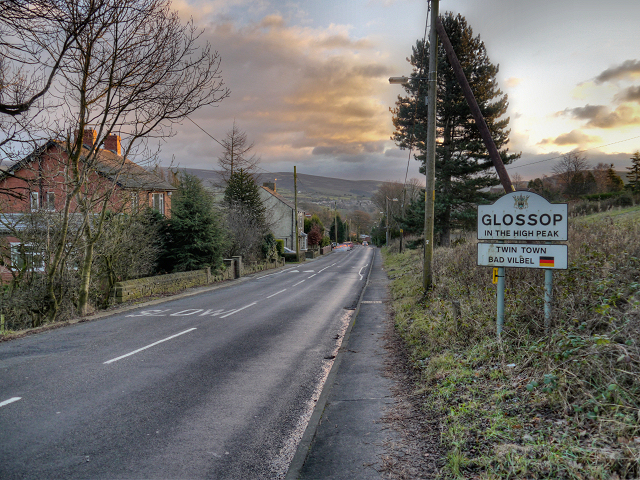 Glossop In The High Peak
