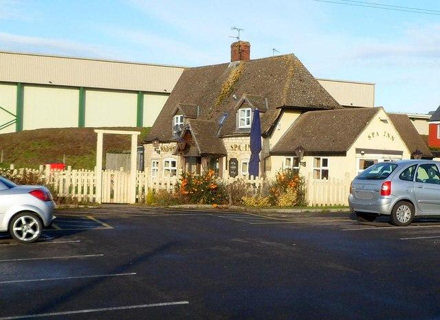 The Spa Inn Stonehouse