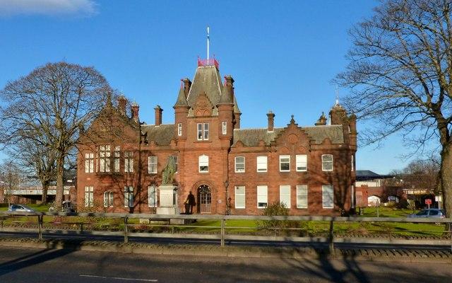 Dumbarton Municipal Buildings