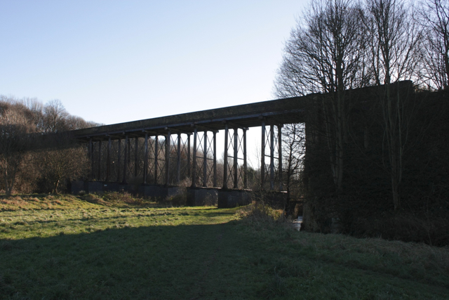 Station Road Viaduct, Cleckheaton