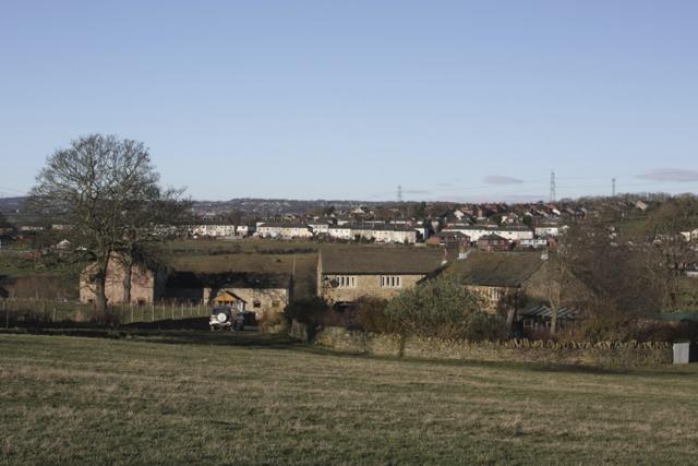 Lands Farm, Cleckheaton