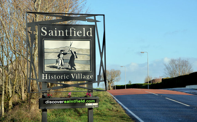 Welcome to Saintfield (2)