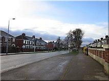 TA0832 : Endike Lane off Beverley Road, Hull by Ian S