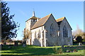 TR0233 : St Mary Magdalene church, Ruckinge by Julian P Guffogg