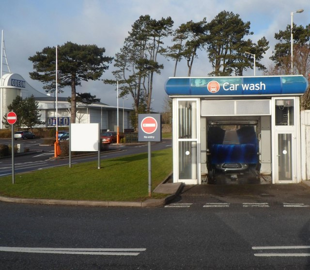 Car Wash Near Weymouth