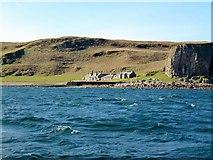 NR7204 : Sanda Island Slipway by Rude Health