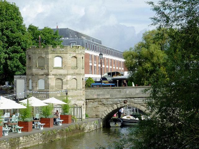 Clopton Bridge and Tollhouse, Stratford-upon-Avon
