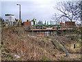 SD7506 : Nob End, The Meccano Bridge by David Dixon