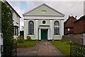 TQ4454 : Westerham Congregational Church  by Ian Capper
