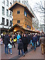 SP0786 : German Xmas Market, Birmingham by Chris Allen