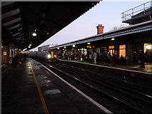 SO8455 : Foregate Street Station, Worcester by Chris Allen