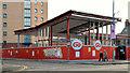 J3373 : New petrol station, Belfast (3) by Albert Bridge