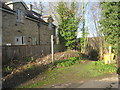 NZ0261 : The beginning of the footpath down to the River Tyne by Jonathan Thacker