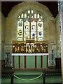 SP0634 : Chancel, St. Michael's, Stanton by nick macneill