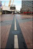 TQ3979 : Greenwich Meridian by Richard Croft