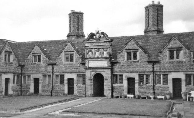 Etwall Almshouses