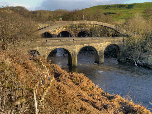 River Irwell, Prestolee Bridge