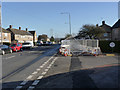 SK5433 : Farnborough Road at Summerwood Lane  by Alan Murray-Rust