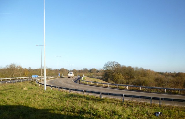 The A308(M)
