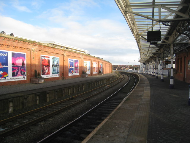 Hartlepool station (2)