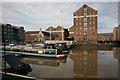 SO8218 : Albert Warehouse by roger geach