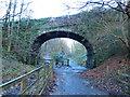 ST1285 : Taff Trail/Celtic Trail junction by John Light