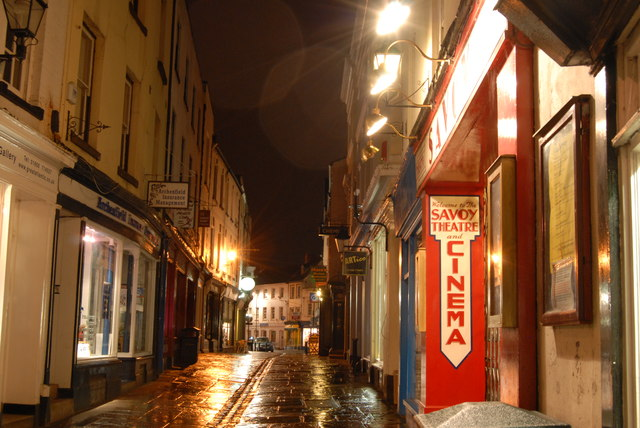 Church Street Monmouth