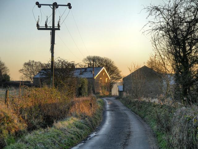 Hawkshaw Lane, Boardman's Farm