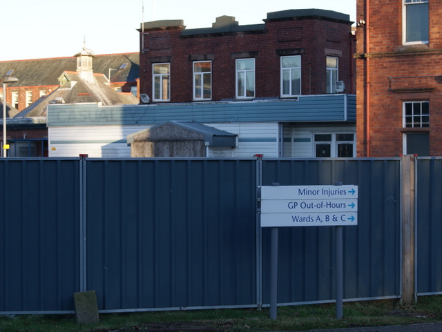 Stobhill Hospital