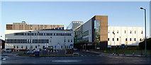 NS6168 : Stobhill Hospital by Thomas Nugent