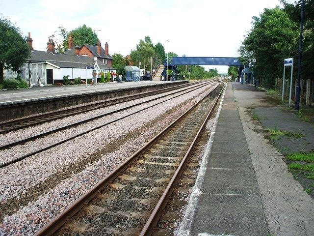 Ferriby railway station, Yorkshire