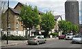 TQ3180 : Flats, Stamford Street by Robin Stott
