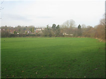 SU6050 : Recreation ground by Stratton Park by Given Up