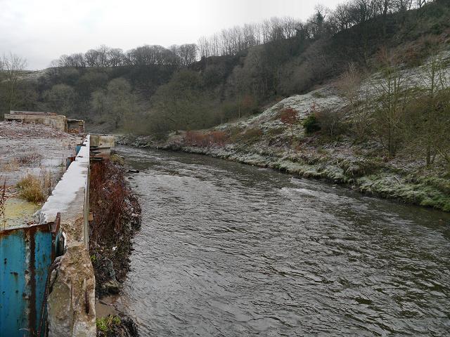 River Irwell at Creams