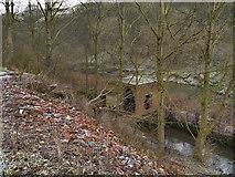 SD7506 : Demolition Rubble, Creams Paper Mill by David Dixon