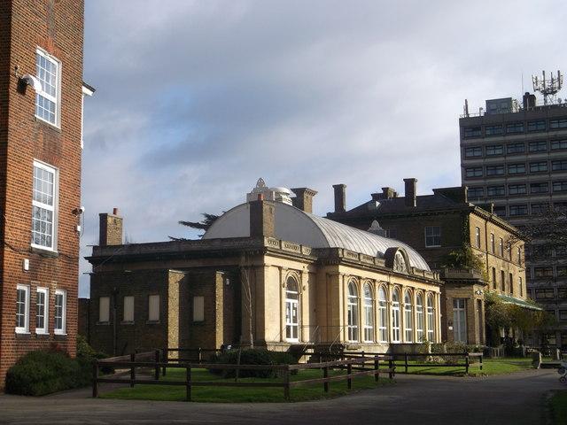 Furzedown House, Graveney School