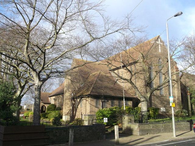 St. Paul's, Furzedown